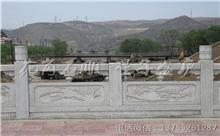 信丰花岗岩芝麻白石材雕刻栏杆 厂家加工直销(优质)