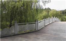 益阳花岗岩芝麻白石材雕刻栏杆 厂家特惠订制(优质)
