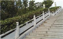 武汉花岗岩芝麻白石材雕刻栏杆 厂家出厂价供应(推荐)