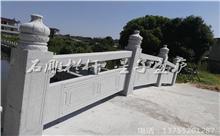 靖安花岗岩芝麻白石材雕刻栏杆 厂家生产直销(包安装)