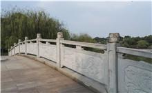 石材栏杆厂家 石材栏杆生产厂家_盛庐石材江西订制