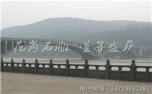 鄱阳花岗岩芝麻白石材雕刻栏杆 厂家批发定做(优质)