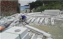 南通花岗岩芝麻白石材雕刻栏杆 厂家特价直销(优质)