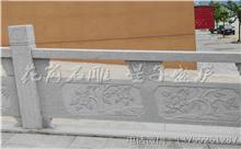 会昌花岗岩芝麻白石材雕刻栏杆 厂家生产供应(推荐)