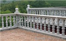 阳台石材栏杆价格|阳台石材栏杆批发价格_盛庐石材江西直供