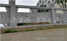 南城花岗岩芝麻白石材雕刻栏杆 厂家生产直供(诚信)