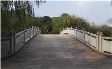 桥梁栏杆价格|桥梁栏杆批发价格_盛庐石材江西加工