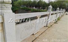 宜丰花岗岩芝麻白石材雕刻栏杆 厂家生产直销(推荐)
