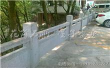 上高花岗岩芝麻白石材雕刻栏杆 厂家生产定制(优质)